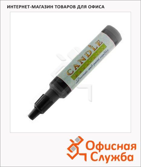 Воск для свечей Marvy М111 черный, 0.5-3мм, жидкий