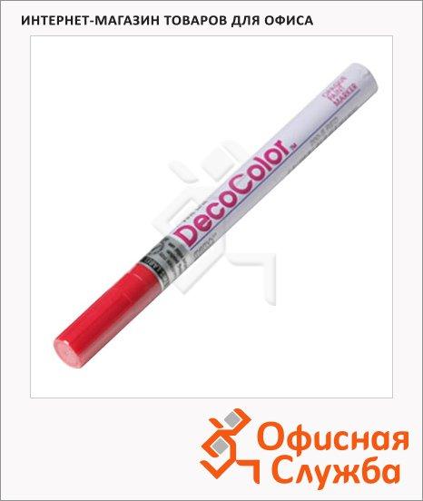 Маркер лаковый Marvy 200 красный, 1-2мм, круглый наконечник