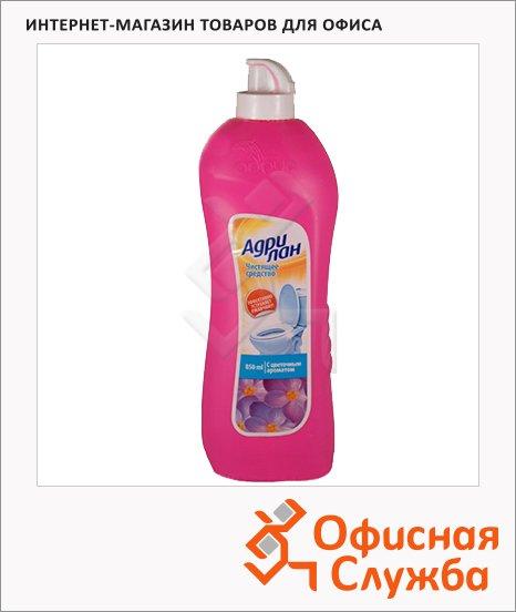 Чистящее средство Адрилан от ржавчины 0.5л, с цветочным ароматом, гель