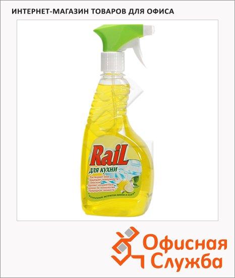фото: Чистящее средство Аист Rail 500мл лимон, спрей