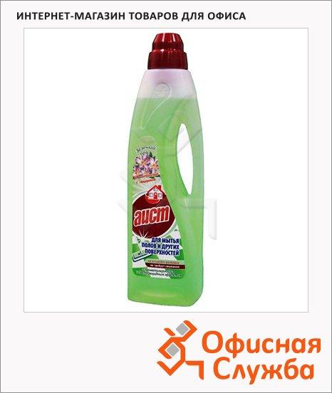 Универсальное чистящее средство Аист 950мл, жидкость, зеленый бриз