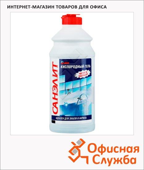Чистящее средство Аист Санэлит 0.5л, кислородный гель