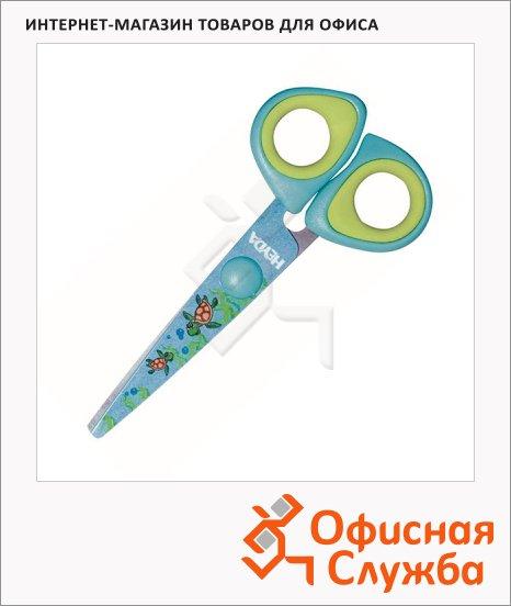 Ножницы детские Brunnen 14см, ассорти