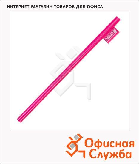 Карандаш чернографитный Brunnen 29060 HB, корпус розовый