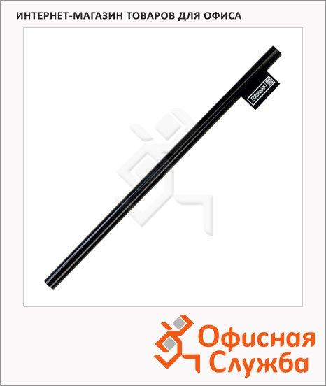 Карандаш чернографитный Brunnen 29060 HB, корпус черный