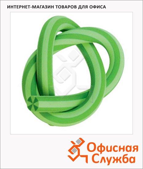 Ластик Brunnen d=1, l=33см, гнущийся, 29970, зеленый