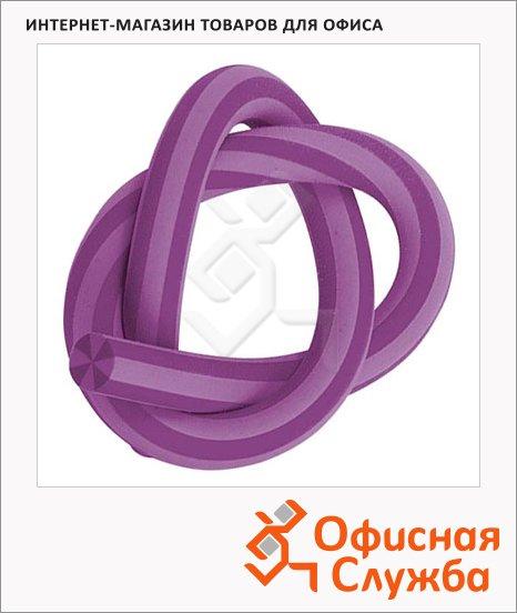 Ластик Brunnen d=1, l=33см, гнущийся, 29970, фиолетовый
