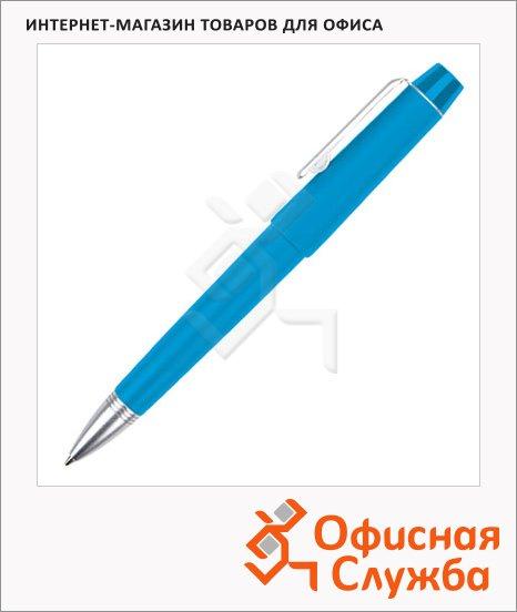 фото: Ручка шариковая Brunnen 29109 голубой корпус 0.7мм, синий