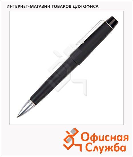 фото: Ручка шариковая Brunnen 29109 черный корпус 0.7мм, синий