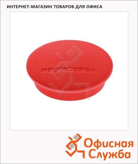 фото: Магниты Junior 1662106 10шт/уп, d=34х9мм, 10шт/уп, красные