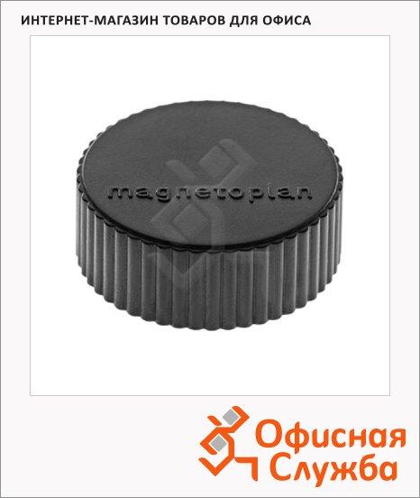 фото: Магниты Magnetoplan Magnum d=34х13мм черные