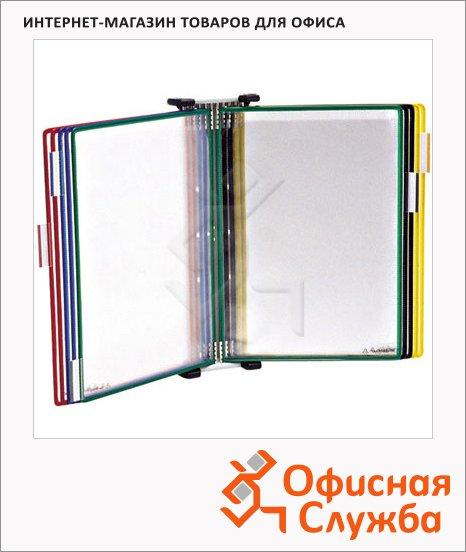 Демосистема настенная Tarifold 10 панелей, А3, ассорти, Т413109