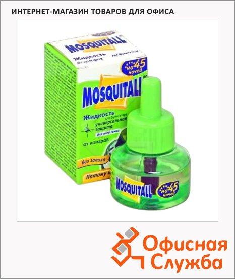Средство от насекомых Mosquitall Универсальная защита 45 ночей, жидкость