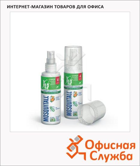 фото: Жидкость для защиты от комаров Mosquitall Защита для взрослых 100мл
