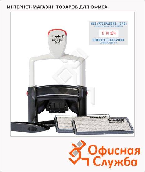 ����� ������������ Trodat Professional Typomatic 4 ������, 56x33��, 4��, 5465 Bank