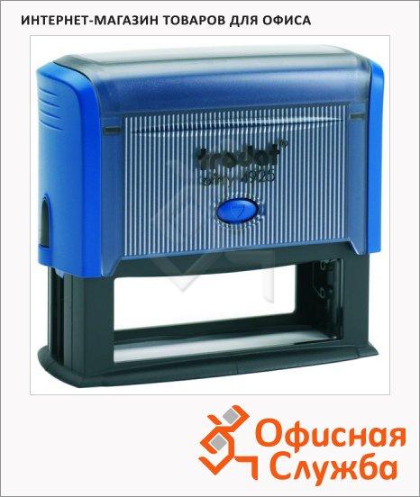 Оснастка для прямоугольной печати Trodat Printy 82х25мм, 4925, синяя