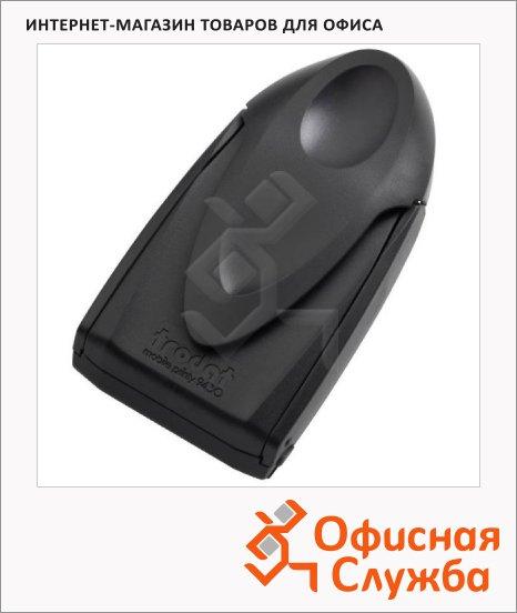 Оснастка карманная квадратная Trodat Mobile Printy 30х30мм, серая, 9430