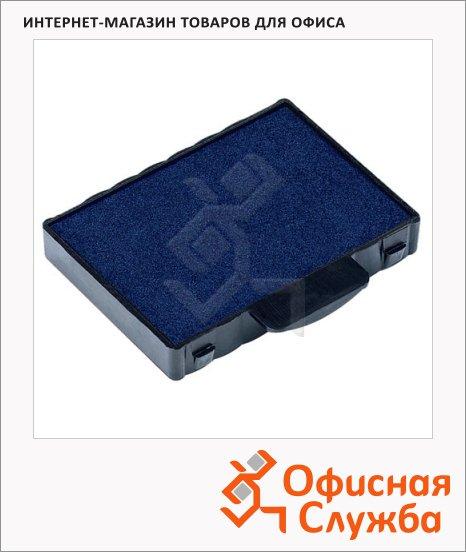 Сменная подушка прямоугольная Trodat для Trodat 5253/5440/5203, синяя, 6/537