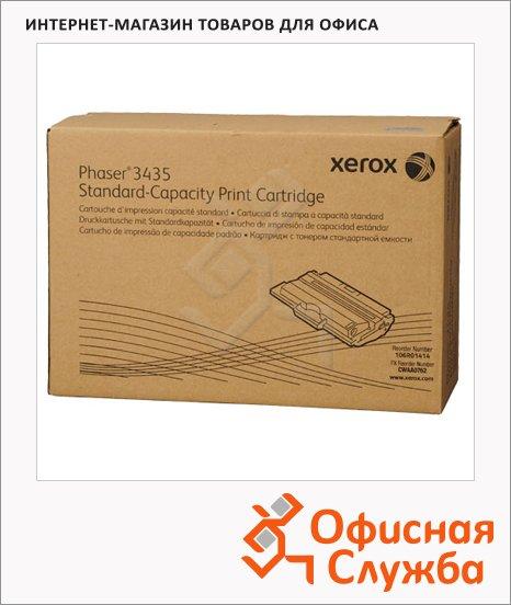 фото: Тонер-картридж Xerox 106R01414 черный