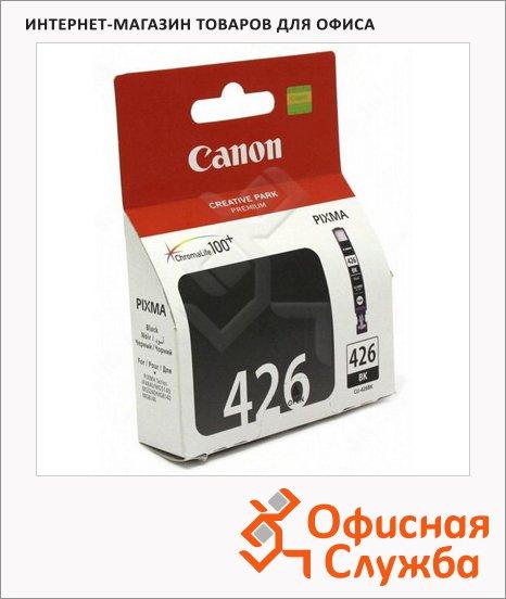 фото: Картридж струйный Canon CLI-426BK черный, (4556B001)