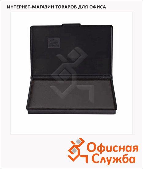 Штемпельная настольная подушка Trodat 160х90мм, краска на водной основе, черная