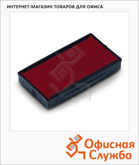 Сменная подушка прямоугольная Trodat для Trodat 4912/4952, 6/4912, красная