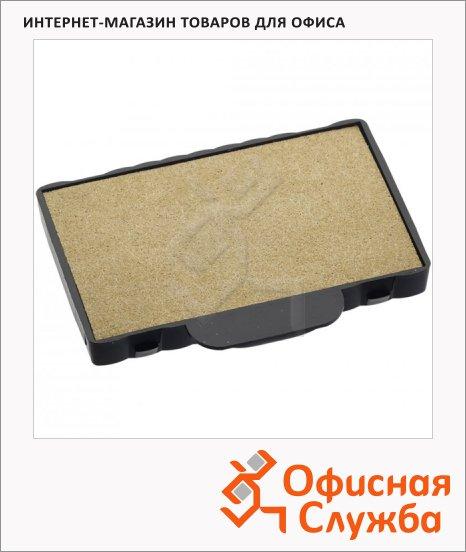Сменная подушка прямоугольная Trodat для Trodat 5465/5460/5206/5558/55510/5466/5117/5204, неокрашенная, 6/56