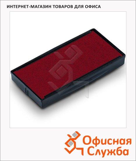 Сменная подушка прямоугольная Trodat для Trodat 4953/4913, 6/4913, красная