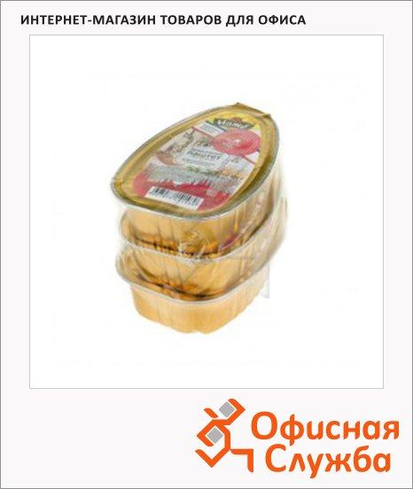 фото: Паштет мясной Hame из свинины 3штх105г, с красным перцем