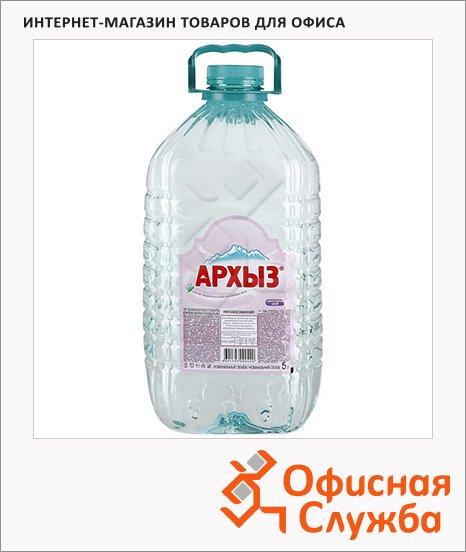 Вода минеральная Архыз без газа, 5л, ПЭТ