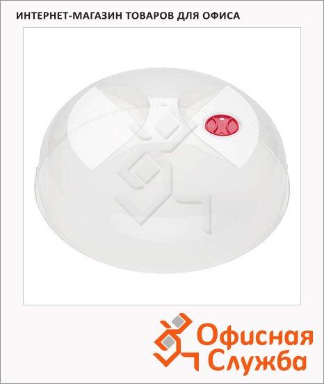 Крышка для СВЧ Бытпласт d=30см, с клапаном