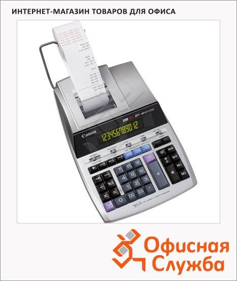 фото: Калькулятор с печатающим устройством MP1211-LTSC одноцветная печать 12 разрядов