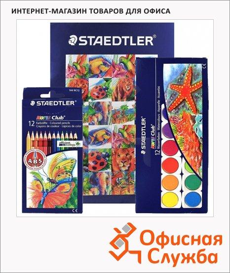 фото: Набор художественный Staedtler Noris Club 14 предметов 61S14488810