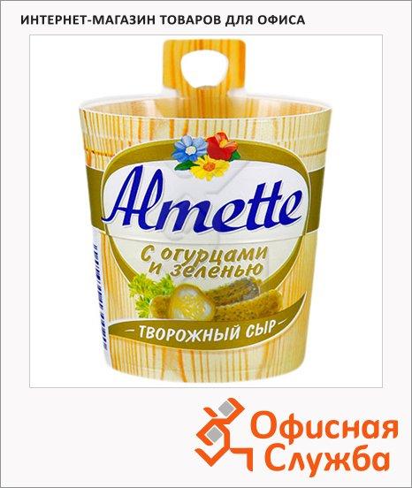 фото: Сыр творожный Almette сливочный 60% 150г