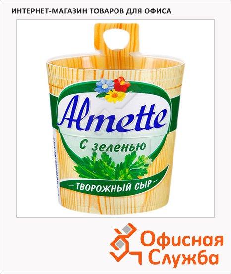 Сыр творожный Almette 60% с зеленью, 150г