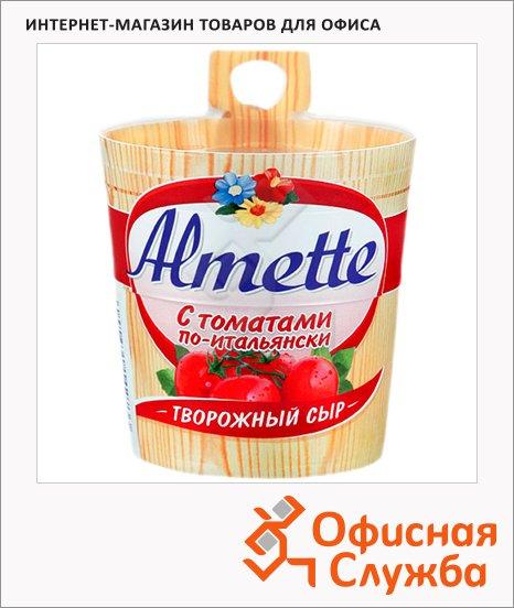 Сыр творожный Almette 60% с томатами, 150г