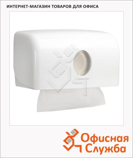 Диспенсер для полотенец Kimberly-Clark Aquarius 6956, белый