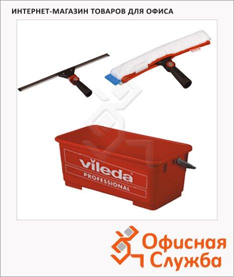фото: Набор для уборки Vileda Pro Эволюшн 6 предметов 143562