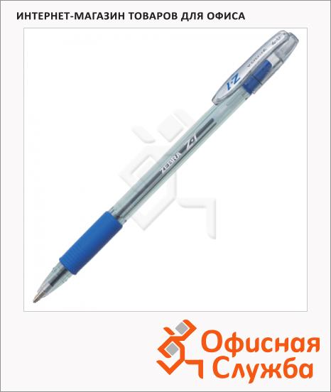 фото: Ручка шариковая Zebra Z-1 синяя 0.7мм