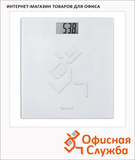 фото: Весы напольные Tefal PP1000 белые до 150 кг, электронные