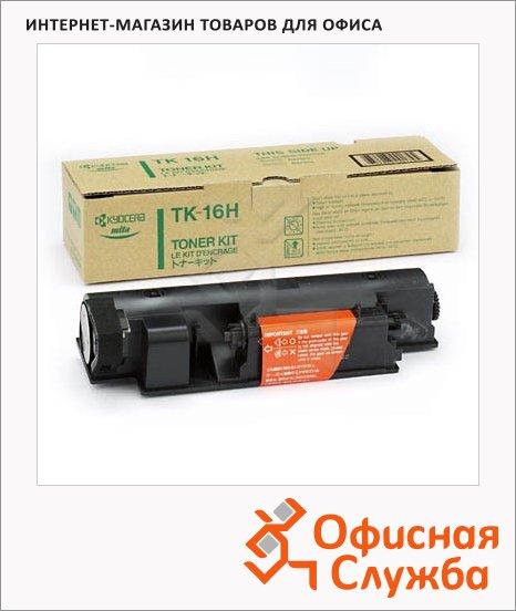 Тонер-картридж Kyocera Mita TK-16H, черный