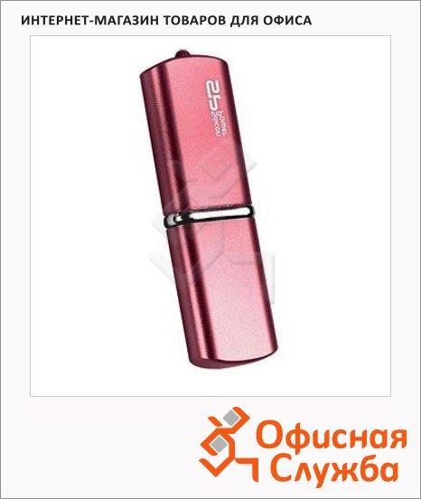 Флеш-накопитель Silicon Power Luxmini 720, 16Gb, 18/7 мб/с, розовый