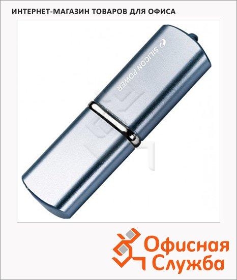 Флеш-накопитель Silicon Power Luxmini 720 32Gb, 18/7 мб/с, синий