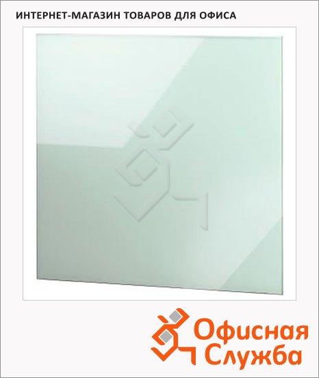 Доска магнитная маркерная стеклянная Hama Belmuro 48х48см, белая, H-100726