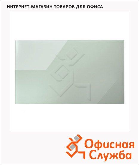 Доска магнитная маркерная стеклянная Hama Belmuro 48х78 см, белая, H-100733
