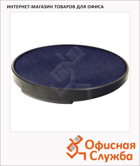 Сменная подушка круглая Colop для Colop Pocket Stamp R40, синяя, Е/R40