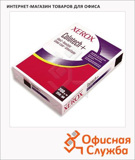 фото: Бумага для принтера Xerox Colotech+ А4 250 листов, белизна 170%CIE, 200г/м2