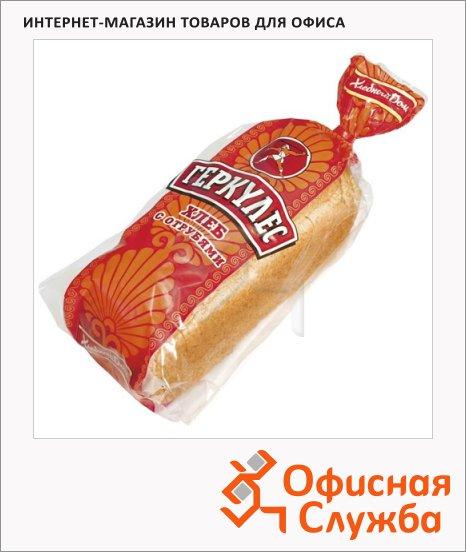 фото: Хлеб Хлебный Дом Геркулес 500г с отрубями, в нарезке