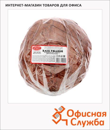 Хлеб Арнаут подовый ржаной, 780г