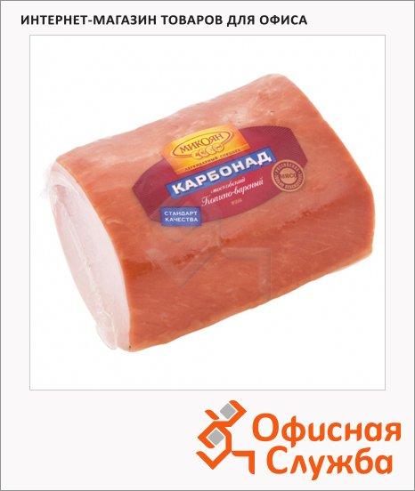фото: Карбонад варено-копченый Московский кг